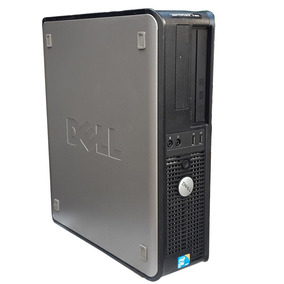 Dell Optiplex 780 Core 2 Duo 4gb Ssd 240 Wifi Teclado Mouse