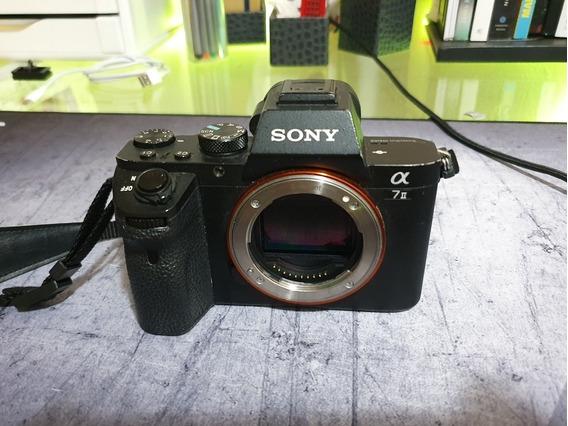 Câmera Sony A7ii Usada (corpo) - Ilce-7m2