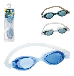 Óculos De Natação Em Silicone Hydro Pro Com Proteção Uv