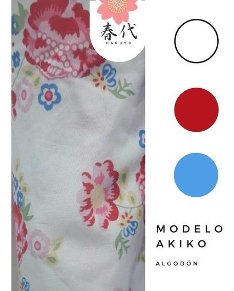 Kimono Yukata Japón Mujer Hombre Japonés Obi Envíos