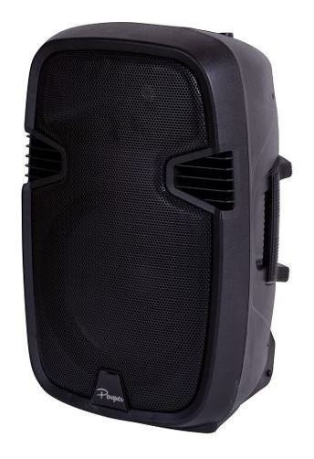 Bafle 12 Ultra Liviano Parquer Potenciado Usb Bluetooth 100w