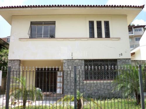 Imagem 1 de 7 de Casa Pacaembu - Pc78054