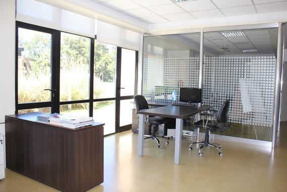 Oficina En Alquiler 60 M² En Parque Austral, Pilar