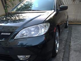 Honda Civic 1.7 Lxl Aut. 4p 130hp