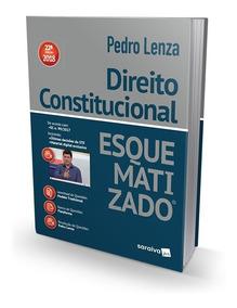 Direito Constitucional Esquematizado 22ª Edição Pedro Lenza