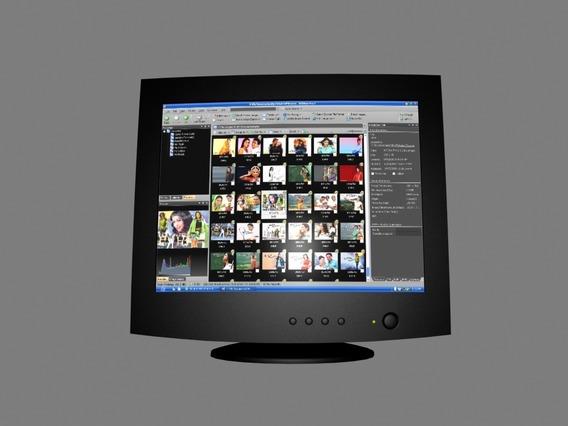 Monitor Crt 15 Pulgadas Nuevos En Caja