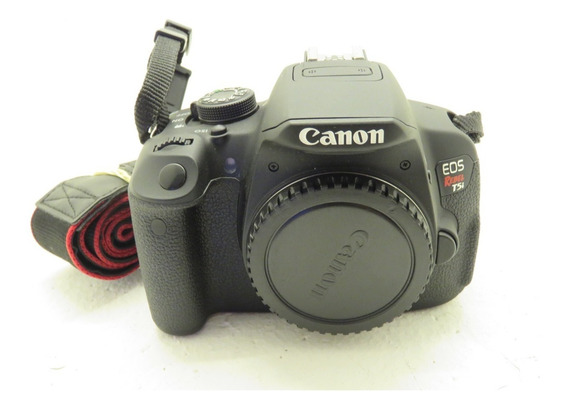 Canon T5i + Lente 18-55mm + Bolsa + Bateria + Cartão 16gb