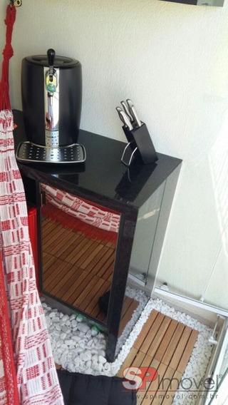 Apartamento Para Venda Por R$400.000,00 - Cambuci, São Paulo / Sp - Bdi20508