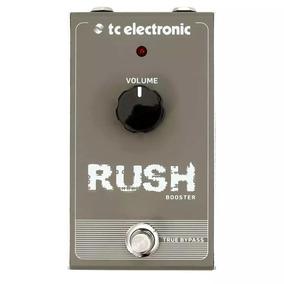 Tc Electronic Rush Booster - Novo!!