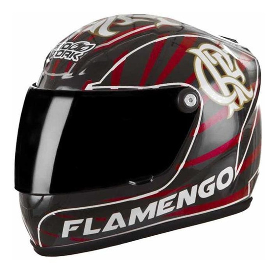 Mini Capacete Flamengo Decorativo Cap-383 Pro Tork
