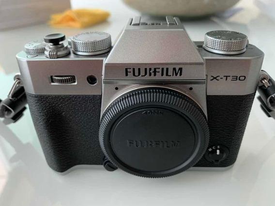 Fujifilm Xt30 Prata - Seminova