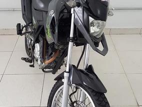 Yamaha Crosser Ed 150 Cinza 2015 Cinza