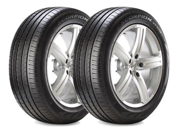 Kit X2 255/60 R18 Pirelli Scorpion Verde Neumen Ahora18