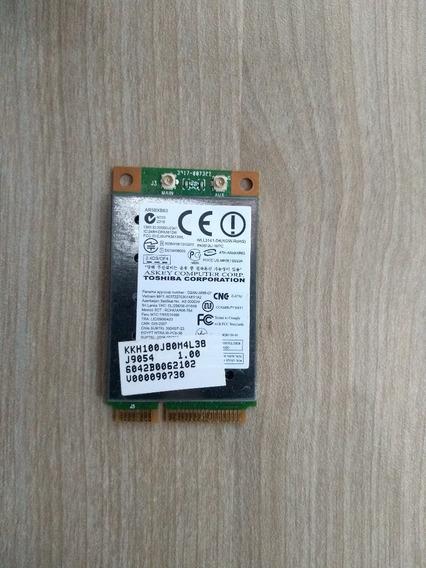 Placa Wireless Notebook Toshiba Satellite L305d