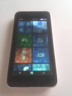 Telefono Nokia Lumia 530 Rm-1018 Con Detalle 5514034859