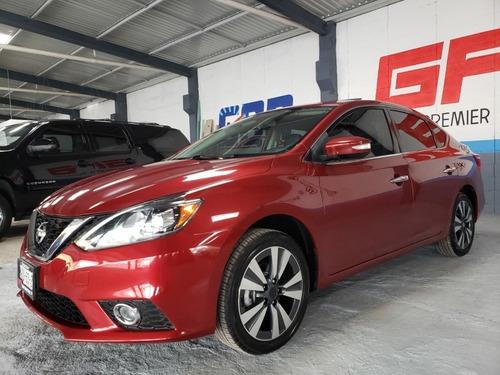 Imagen 1 de 9 de Nissan Sentra 2017 1.8 Exclusive At Cvt