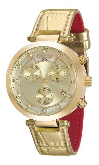 Relógio Seculus Feminino 20450lpsvdr4