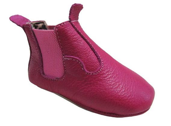 Botina Infantil Kifofo Pink