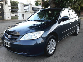 Honda Civic 1.7 Lx Mt