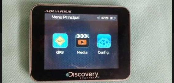 Gps Aquarius Discovery 3.5 Slim.