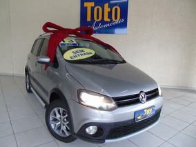 Volkswagen Crossfox I-motion 1.6 Mi 8v Total Flex, Fap9584