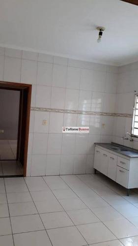 Sobrado Com 3 Dormitórios À Venda, 102 M² Por R$ 490.000 - Jardim Satélite - São José Dos Campos/sp - So0269
