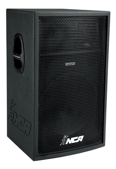 Caixa De Som Acústica Ll Nca Hq300 Passiva 300w Rms 8 Ohms