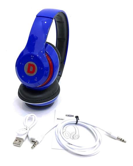 Fone Ouvido Bluetooth Head Phone Original Radiofm Microsd B6