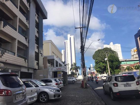 Apartamento Com 3 Dormitórios À Venda, 115 M² Por R$ 290.000,00 - Expedicionários - João Pessoa/pb - Ap5512