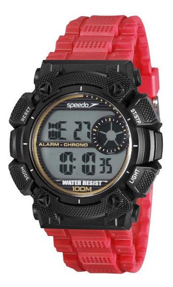 Relógio Speedo, Masculino, Digital, 80645g0evnp1, 10 Atm