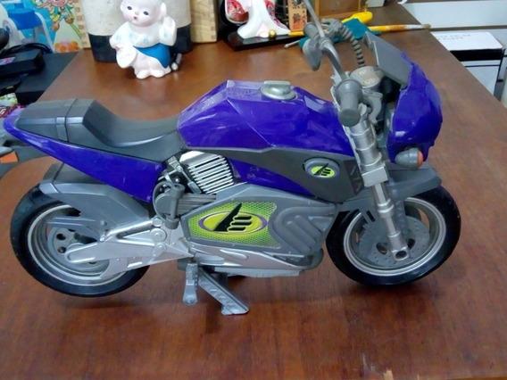 Moto Max Steel Mattel 2000.