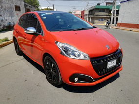 Peugeot 208 Feline Impecable Posible Cambio