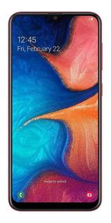 Samsung Galaxy A20 Dual SIM 32 GB Vermelho 3 GB RAM