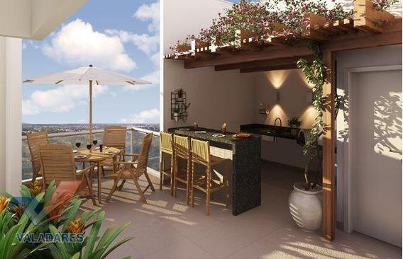 Apartamento 2 Quartos Para Venda Em Palmas, Plano Diretor Sul, 2 Dormitórios, 1 Suíte - 385805