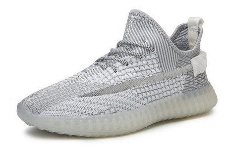 Novos Sapatos Esportivos Masculinos Net Respiráveis Tamanho