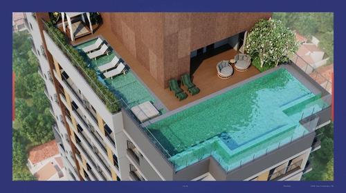 Apartamento Com 2 Dormitórios À Venda, 65 M² Por R$ 850.806 - Vila Mariana - São Paulo/sp - 12578