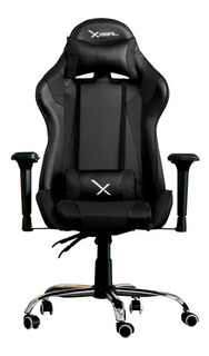 Silla Gamer Ergonomica Reclinable 200kg Xzeal Gaming Stylos