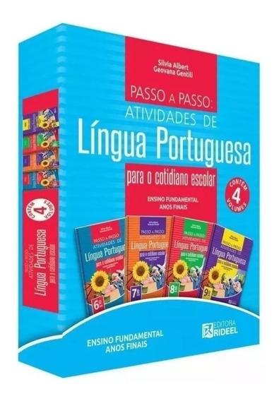 Col. Passo A Passo Língua Portuguesa 6° Ao 9° Ano