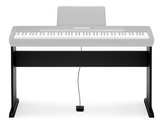 Suporte Para Piano Casio Cs-44p - Preto