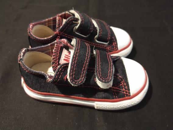Tênis All Star Converse Jeans Infantil - Tamanho 20