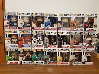 Funko Pop! Star Wars, Disney, Etc. No Comprar Leer Descrip.