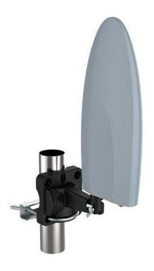 Antena Digital Para Tv Externa Elg Alcance 60km Hdtvex500plus