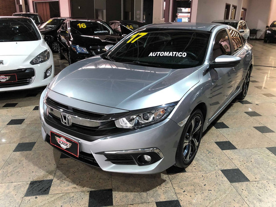 Honda Civic 2.0 16v Flexone Exl 4p Cvt 2016 2017