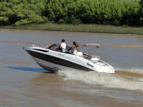 Eclipse 25 Cuddy 2021 Con Motorizacion Mercruiser 200/300 Hp