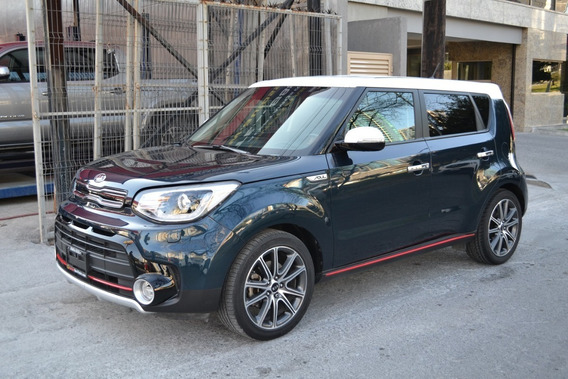 Kia Soul Sx 1.6 Turbo 202 Hp 2017