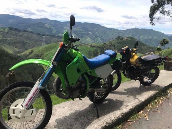 Kawasaki Kdx 250r