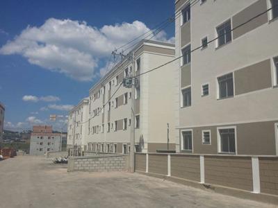 Apartamento Com 2 Quartos Para Comprar No Nova Baden Em Betim/mg - 1472