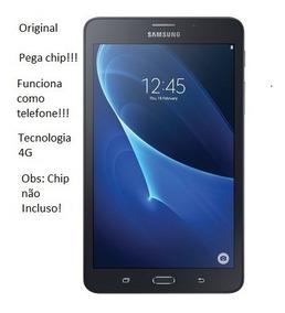 Tablet Samsung Galaxy Tab A 7.0 4g Sm-t285 Com Tela 7, 8gb