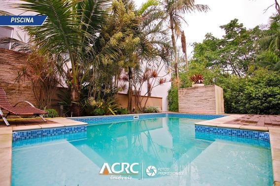 Acrc Imóveis - Casa Residencial De Alto Padrão Para Locação No Bairro Da Velha - Ca01156 - 34462676