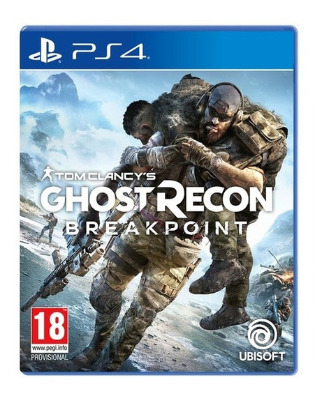 Jogo Ghost Recon: Breakpoint - Tom Clancy
